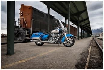 The 2018 Harley-Davidson Road King