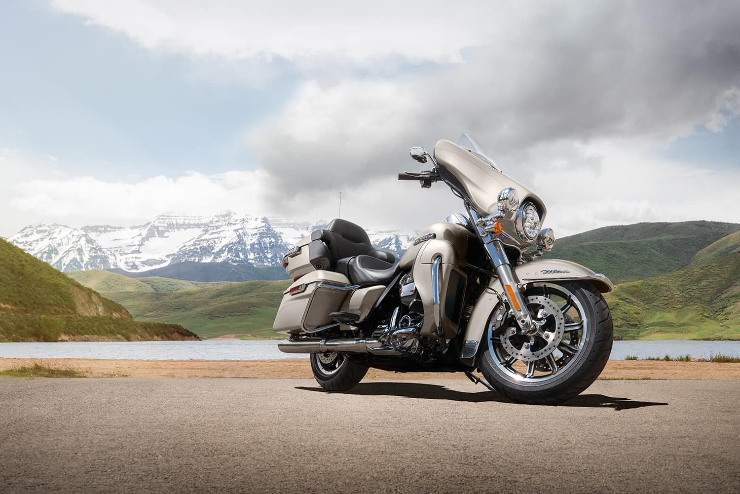 Ride a Harley Without Worrying About the Road with Harley-Davidson JUMPSTART