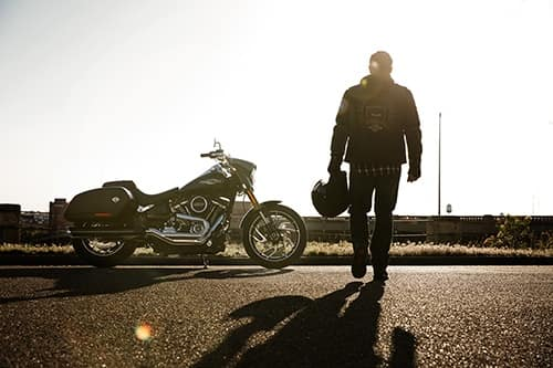 Take These Steps to Keep Cool During Your Summer Harley Rides