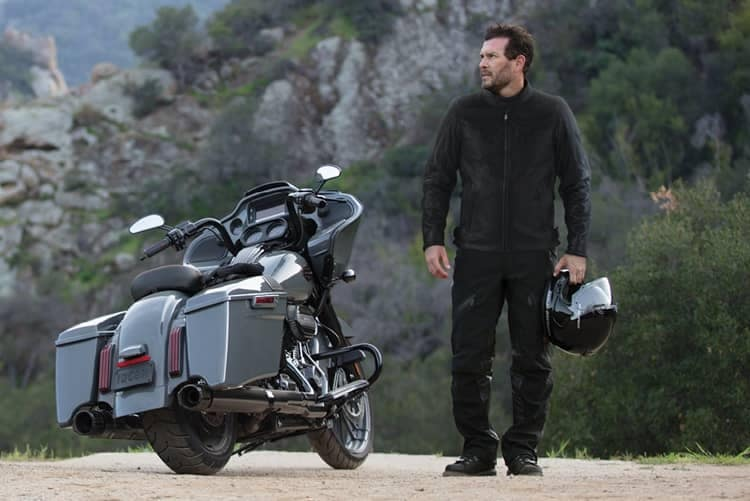 Check Out the New FXRG® Riding Apparel from Harley-Davidson