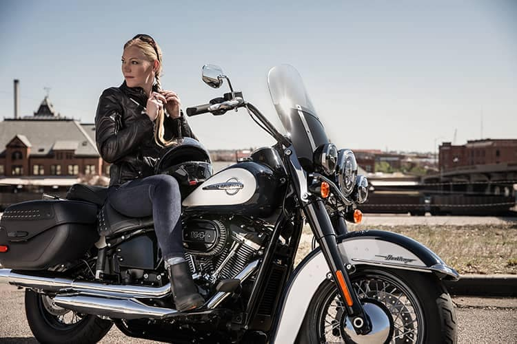 Visit Las Vegas Harley-Davidson to See How Far These Motorcycles Have Come