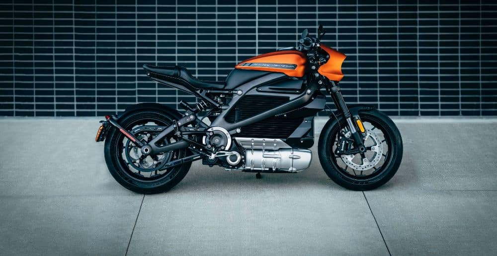 Pre-order the Harley-Davidson LiveWire Today