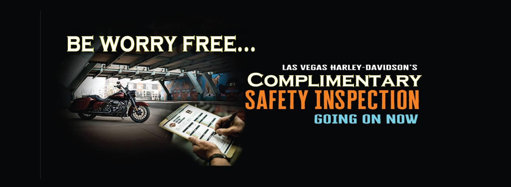 Las Vegas Harley-Davidson Treats Customers Like Family With a Free Harley Service Inspection