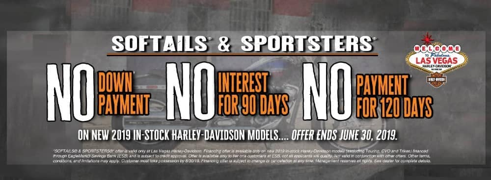 Experience Summer Like Never Before at Las Vegas Harley-Davidson