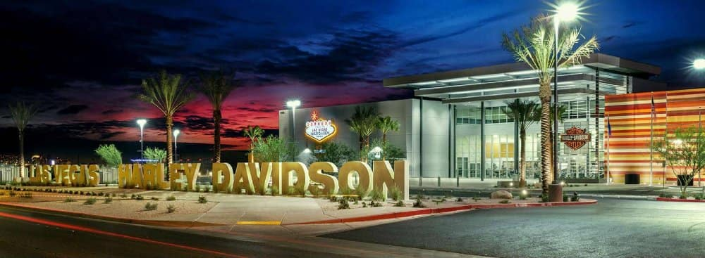 Stop by the Las Vegas Harley-Davidson Showroom on Your Vegas Tour