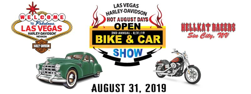 Don't Miss Our Car Show on August 31st, 2019