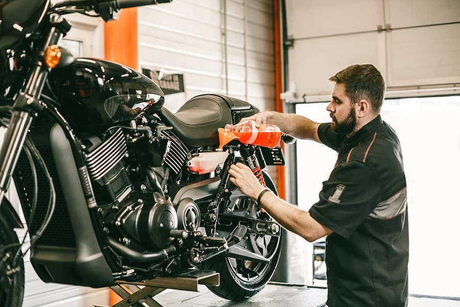 Schedule Your Motorcycle Maintenance at Las Vegas Harley-Davidson