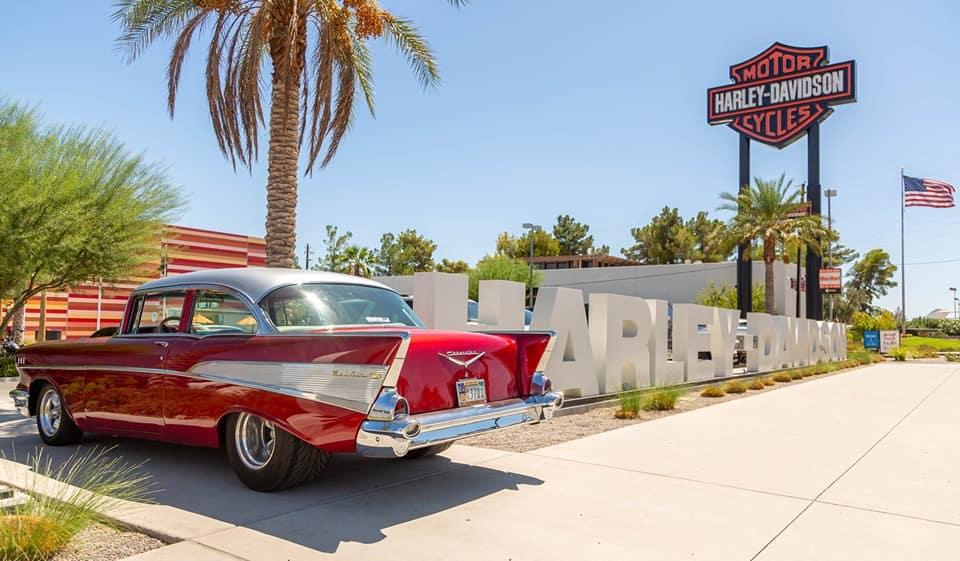 The Las Vegas Harley-Davidson Hot August Days Bike & Car Show Rocked the Strip