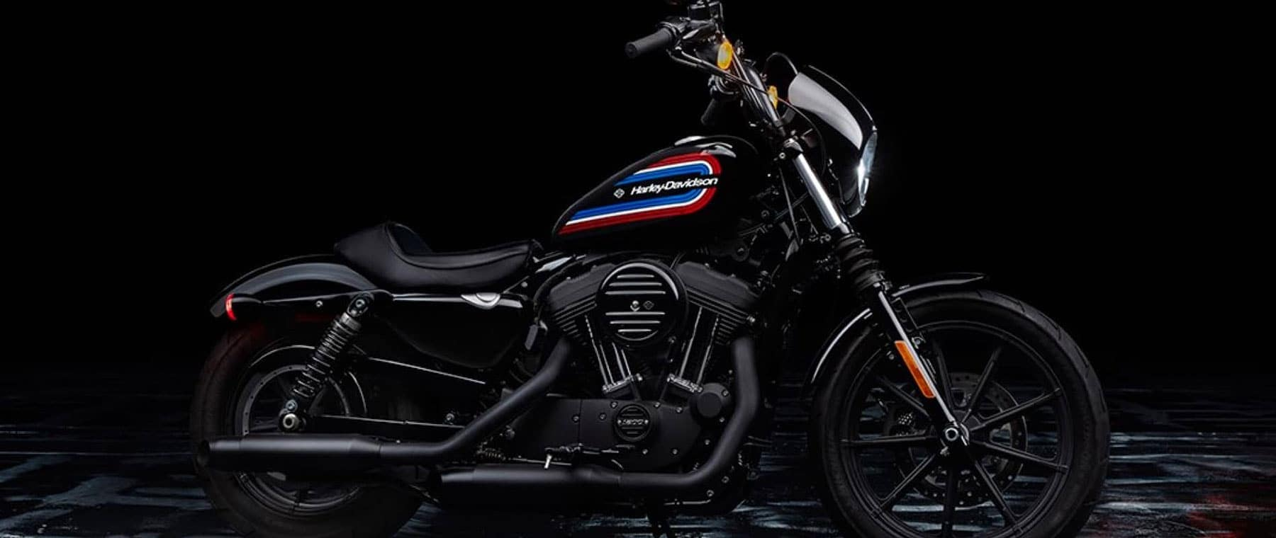 Harley-Davidson bike