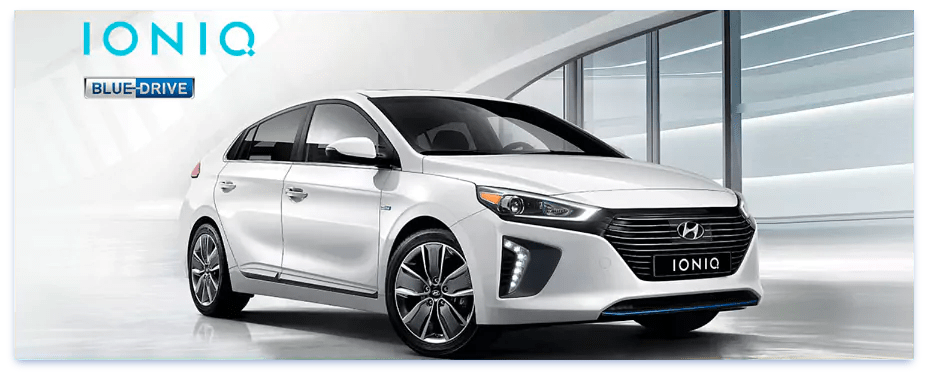 Hyundai IONIQ Hybrid coming to Port Hope Lauria Hyundai