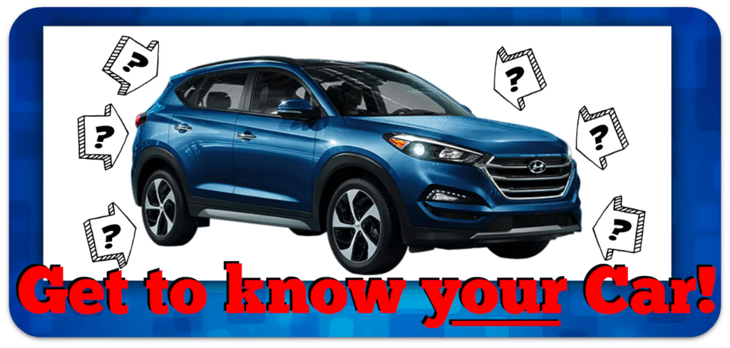 Get to Know Your Car