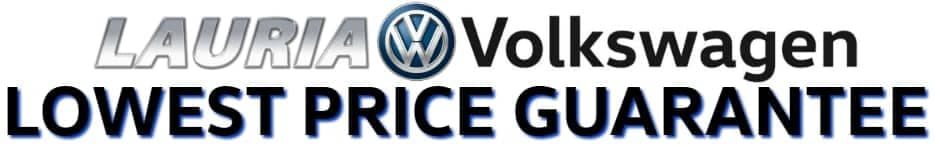 Lauria Volkswagen Lowest Price Guarantee
