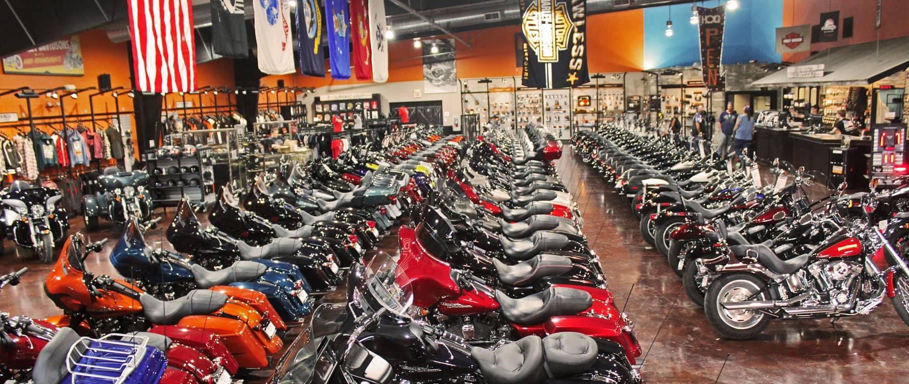 lawless dealership motor lineup