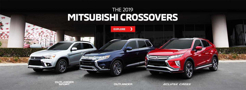 2019 Mitsubishi Crossover