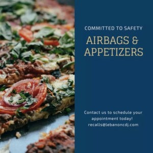 Airbags & Appetizers