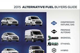 Alternative Fuel Buyers Guide