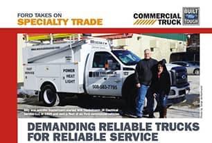 Specialty Trades Brochure