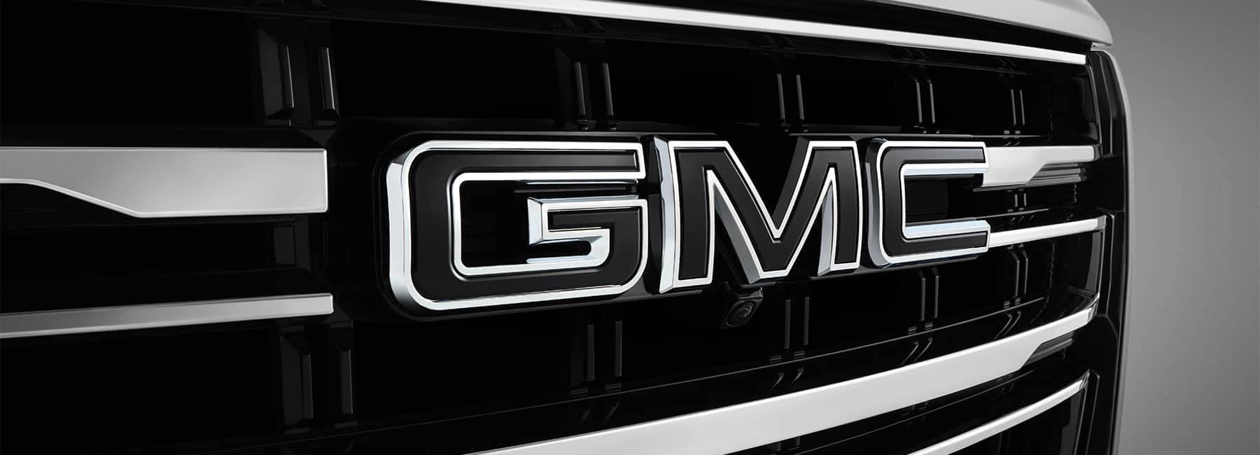 2021 GMC Yukon front grille
