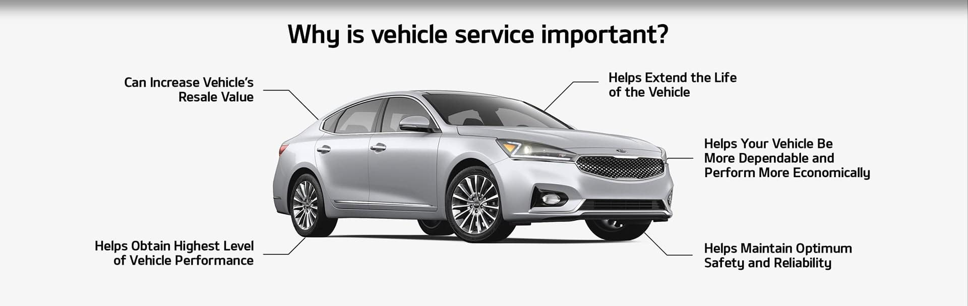 why vehicle service is important