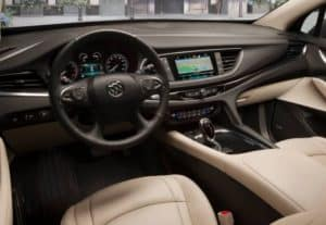 Buick Enclave Interior At Your Buick Dealer Near Me in Miami Gardens, FL
