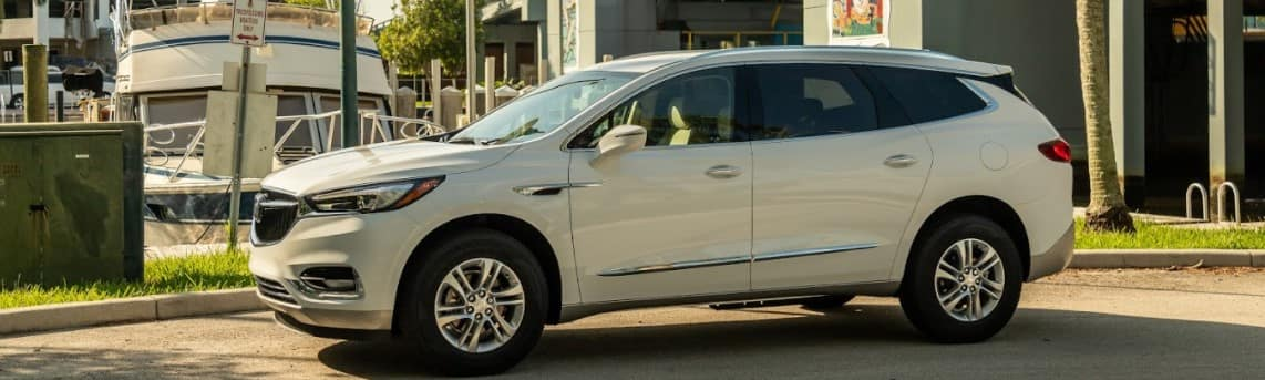 Buick Enclave at Your Buick Dealer Near Me in Miami Gardens