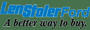 Len Stoler Ford logo