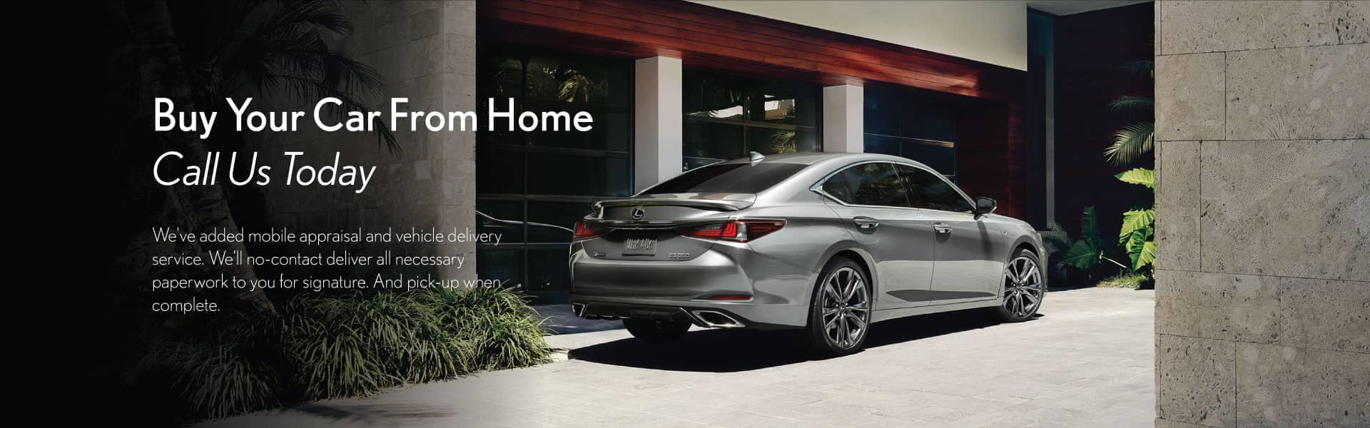 Buy Your Car from Home