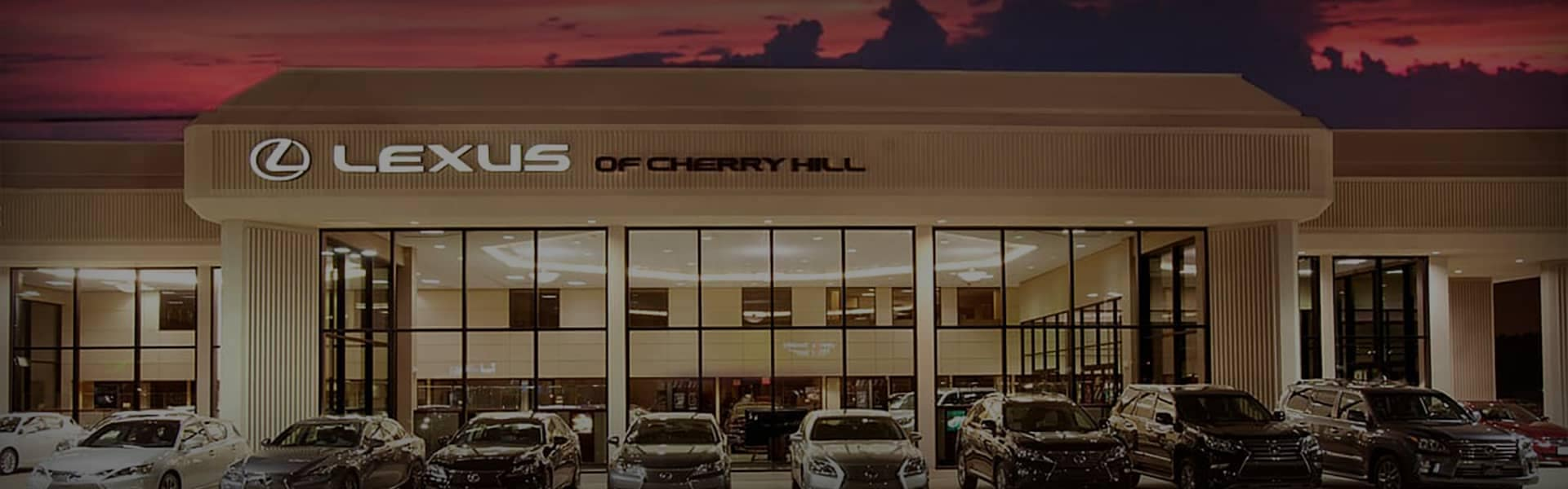 Welcome to Lexus of Cherry Hill