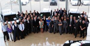 Lexus of Edmonton Wins Pursuit of Perfection Award
