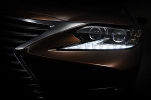 All New Redesigned 2016 Lexus ES Lexus of Edmonton