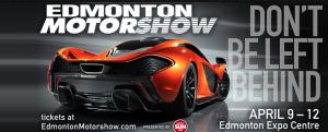 2015 Edmonton Motor Show - Lexus of Edmonton