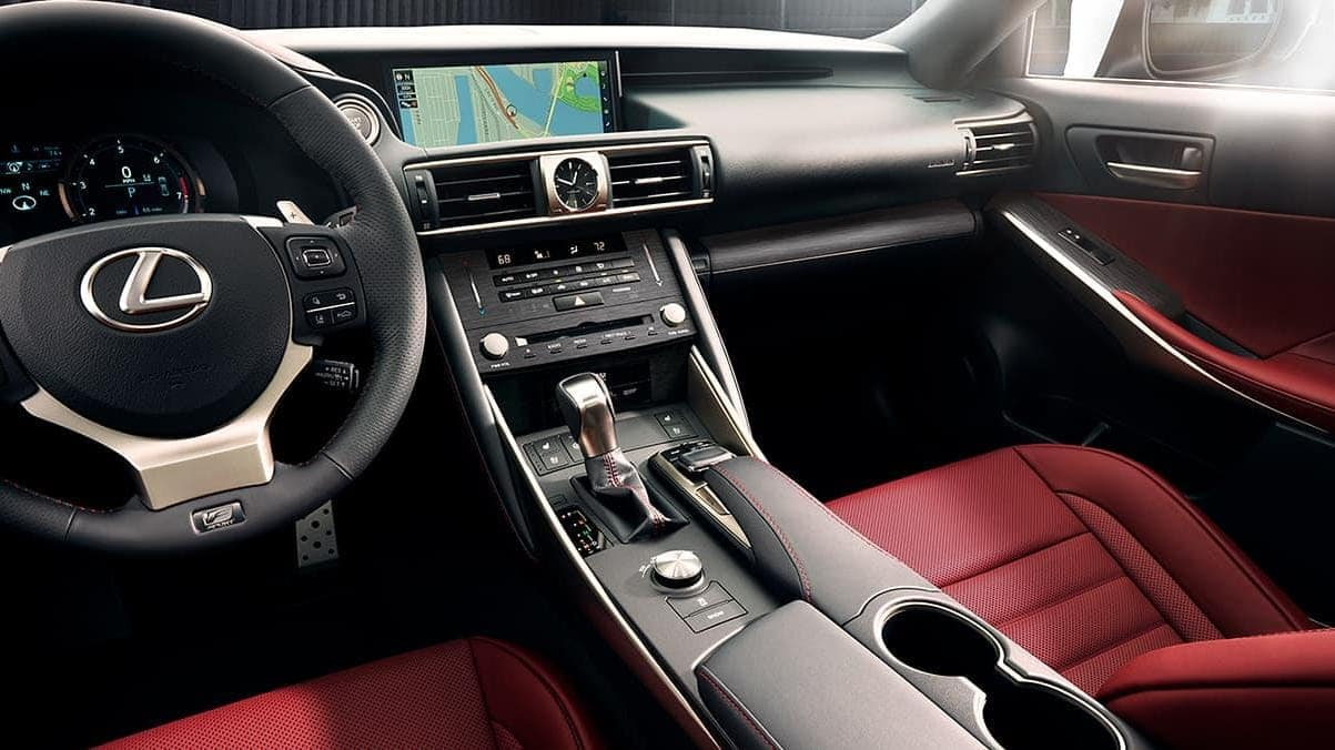 lexus-is-interior
