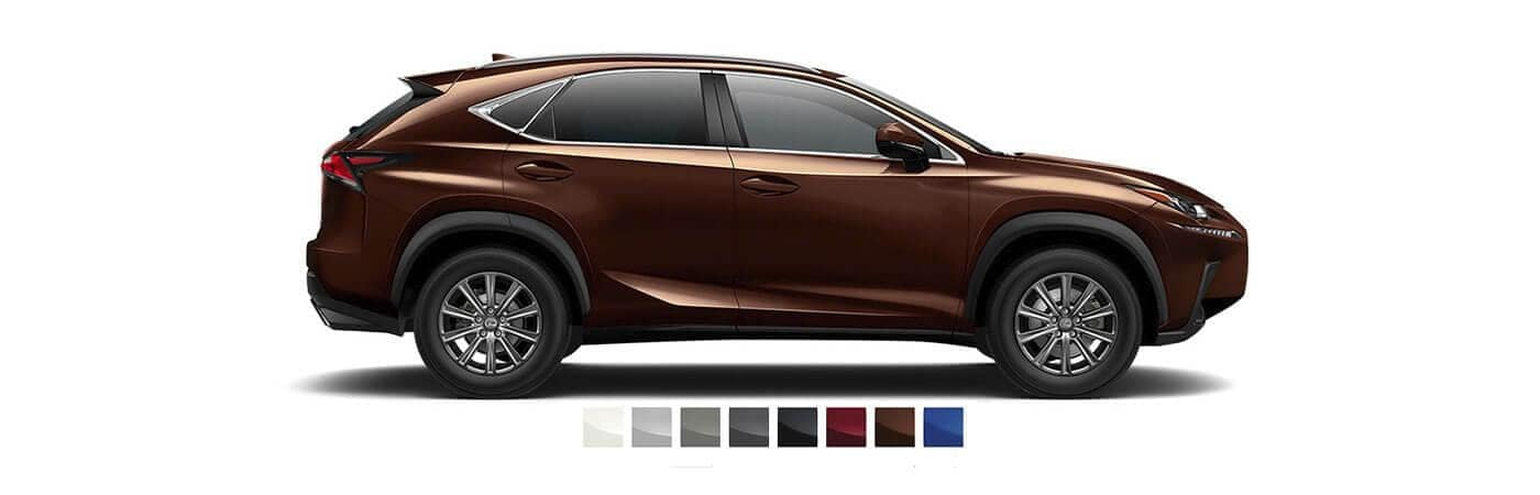 2019 Lexus Nx Colors Of Naperville