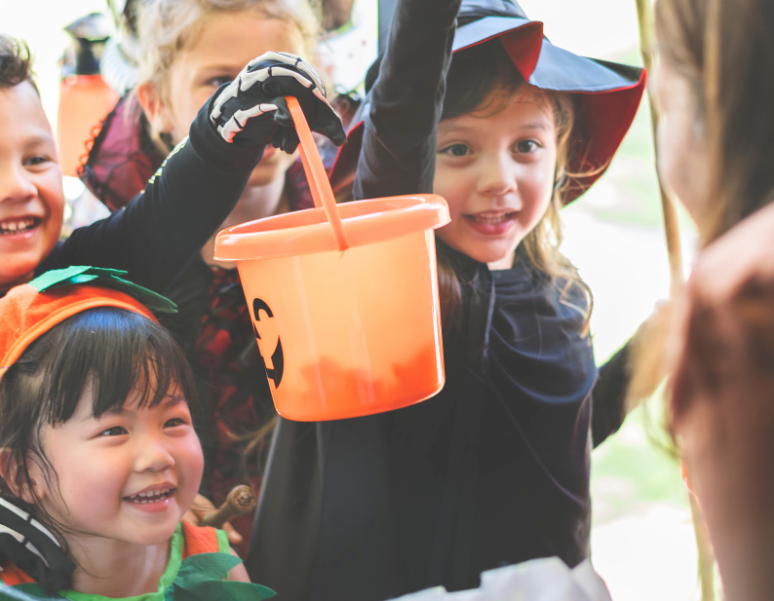 Trick or Treat Tips