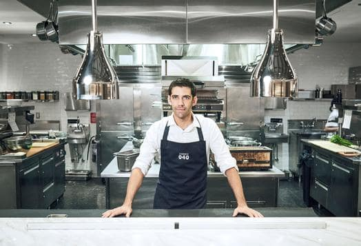 INTERSECT BY LEXUS Reveals Chef Sergio Barroso as Second Global Chef_in_Residence