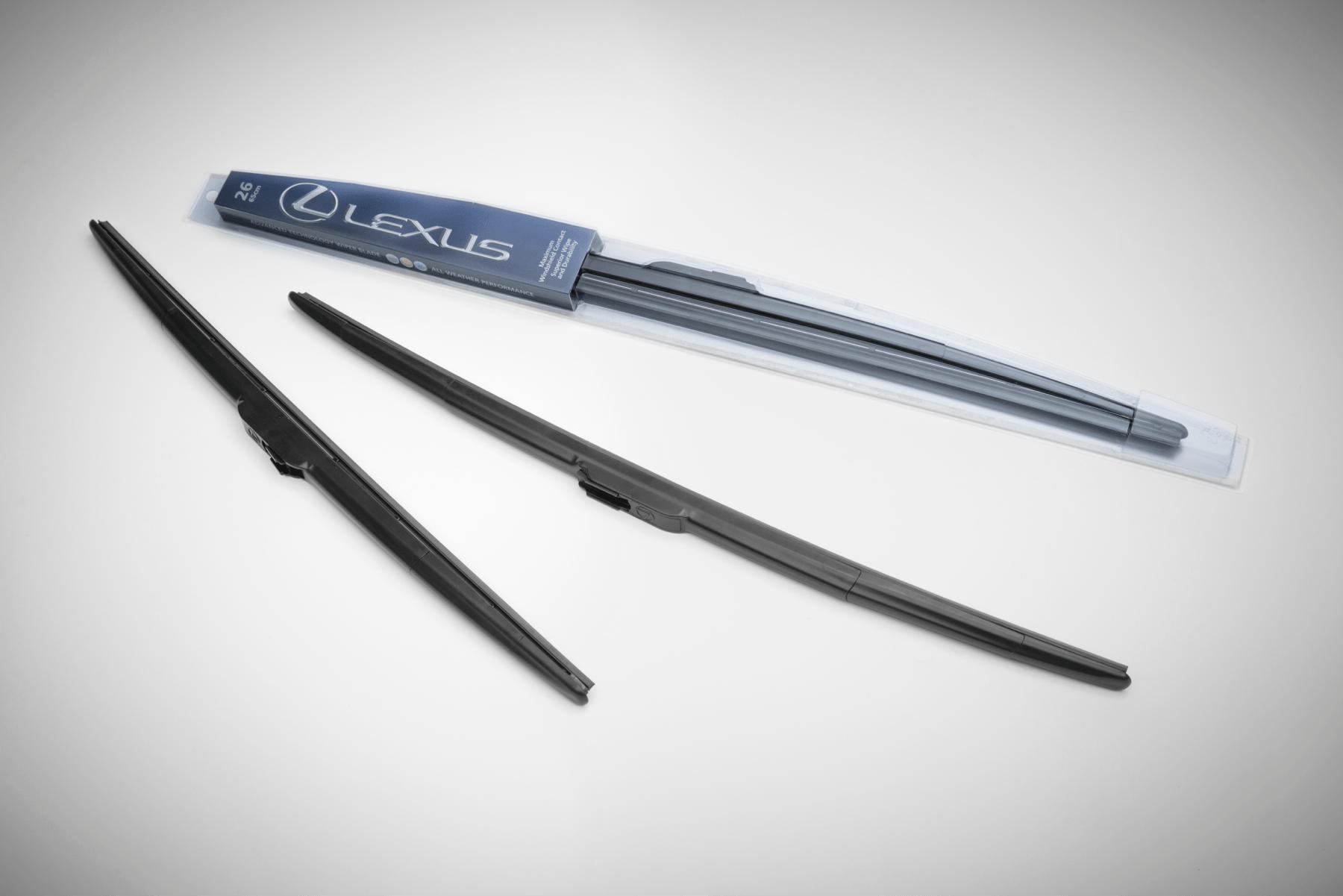 Lexus wiper blades