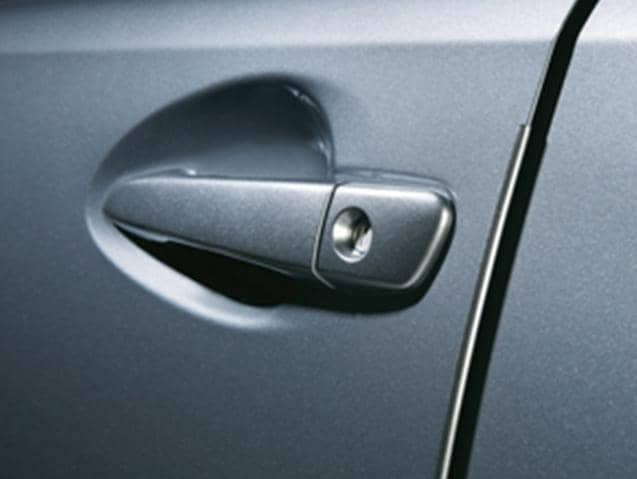 Lexus door edge guard
