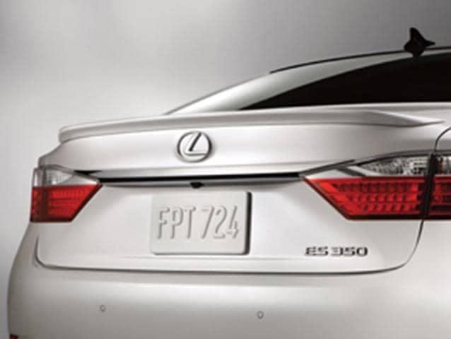 Lexus rear spoiler