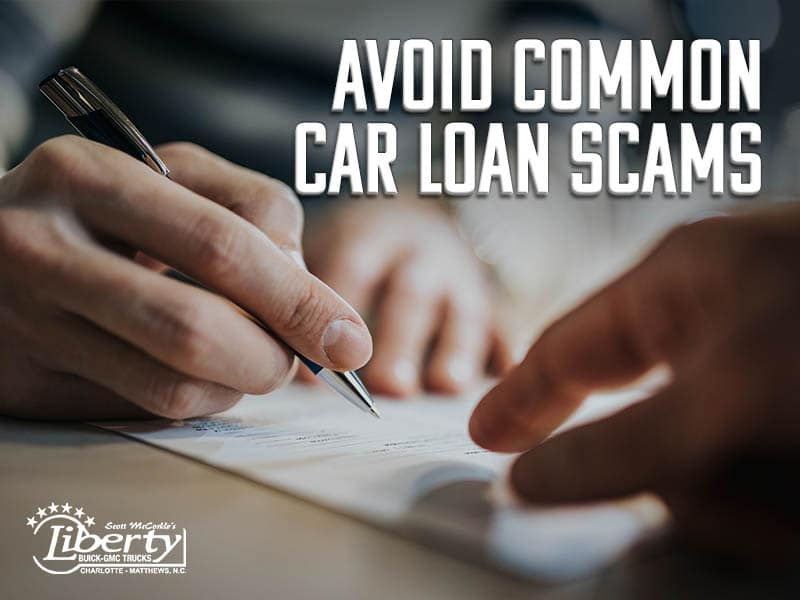 Avoid Common Car Loan Scams