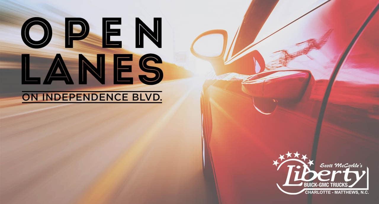 Open Lanes