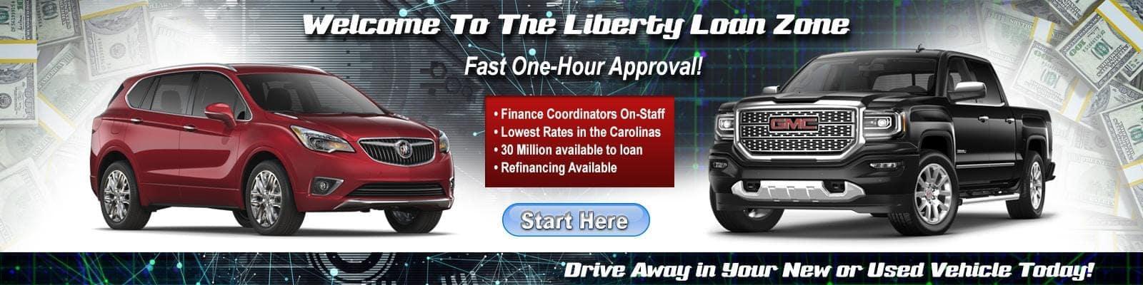 Liberty Loan Zone