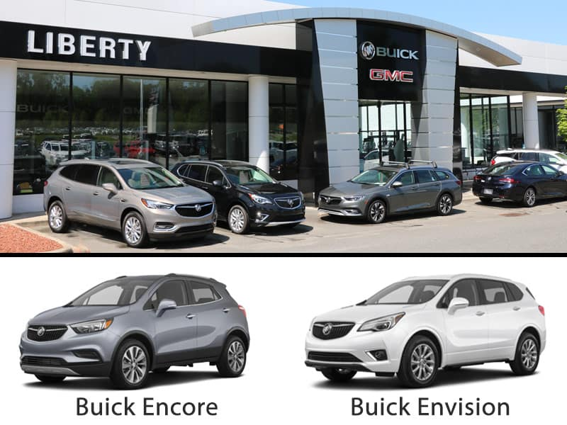 Buick Encore & Buick Envision