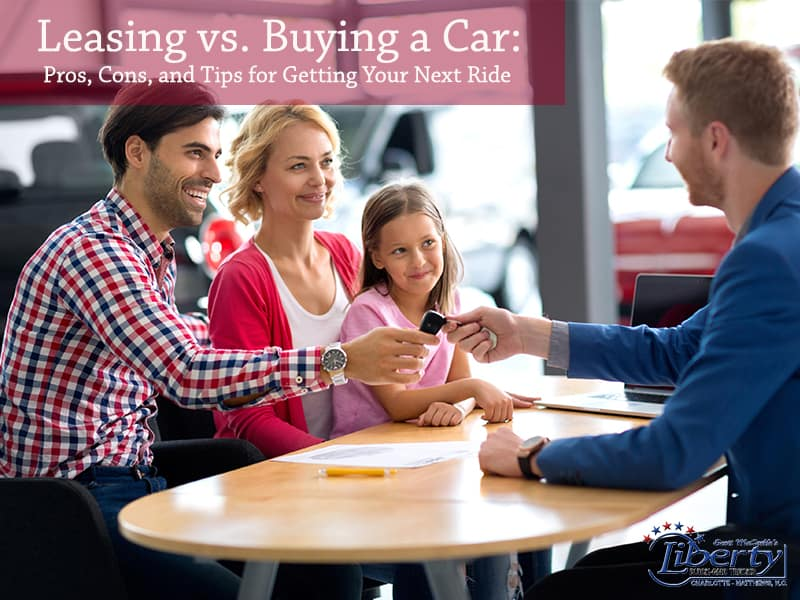 Leasing vs. Buying