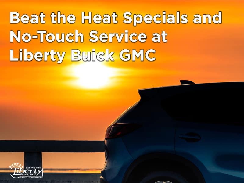 Beat the Heat Specials