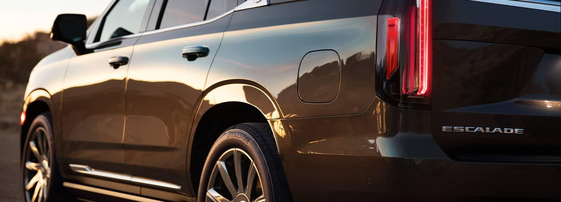 2021 Cadillac Escalade Exterior Rear Angle