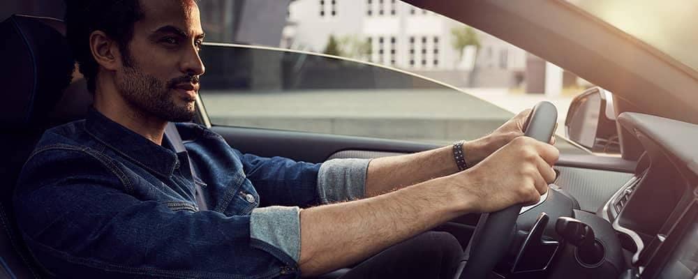 2019 Hyundai Sonata Driver