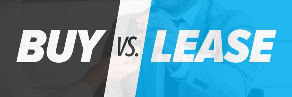 buy vs lease