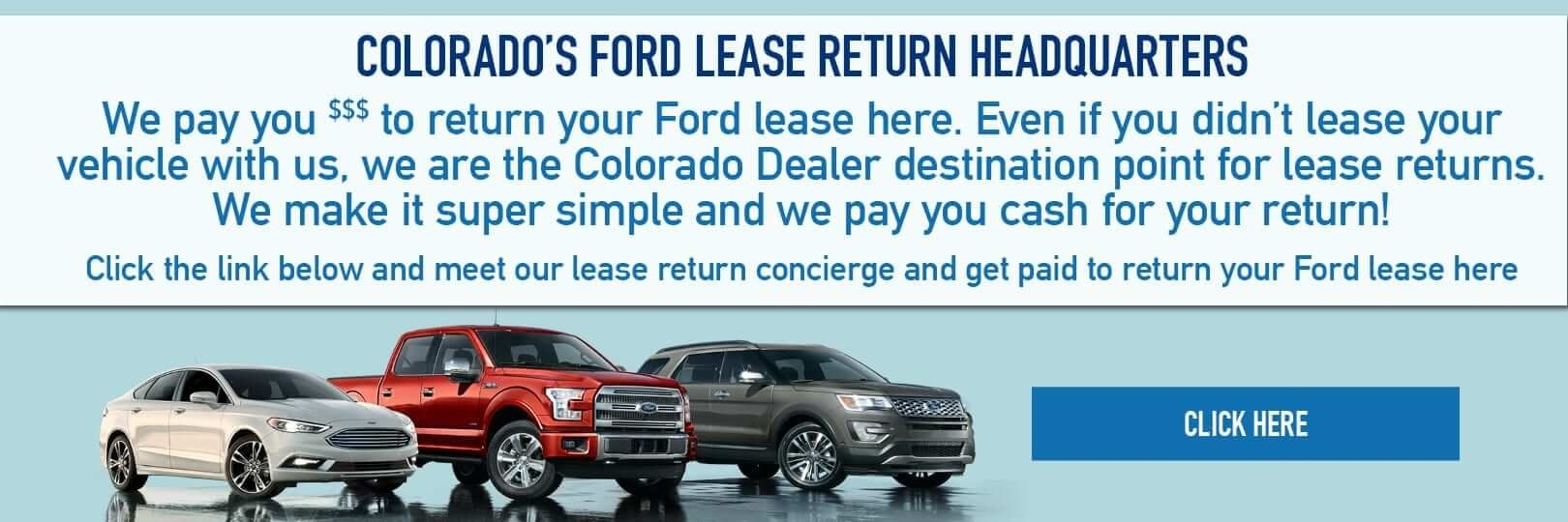 Ford Return
