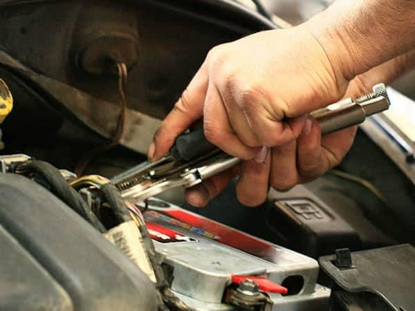 Battery-Repair-Under-Hood