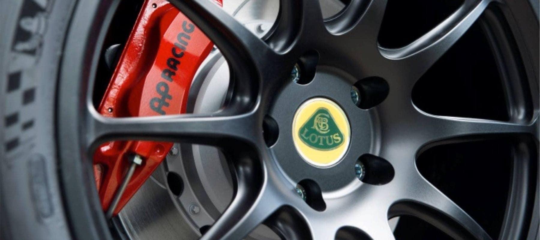 Lotus Tire2